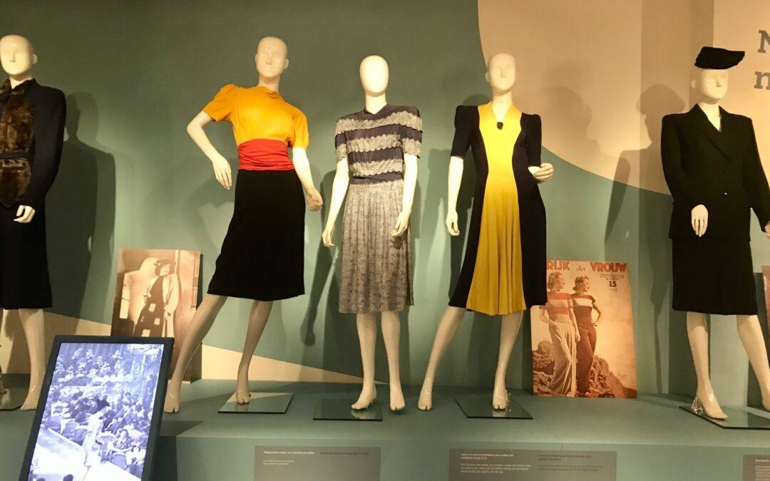 Mode in de Tweede Wereldoorlog
