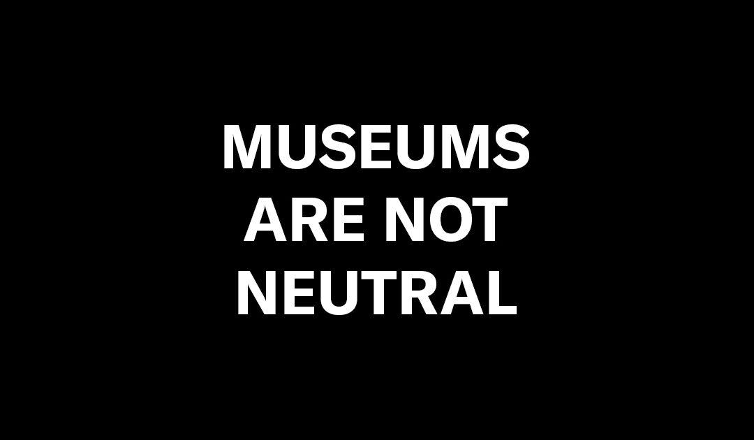 Hoe musea zijn ontstaan en waarom ze niet neutraal zijn