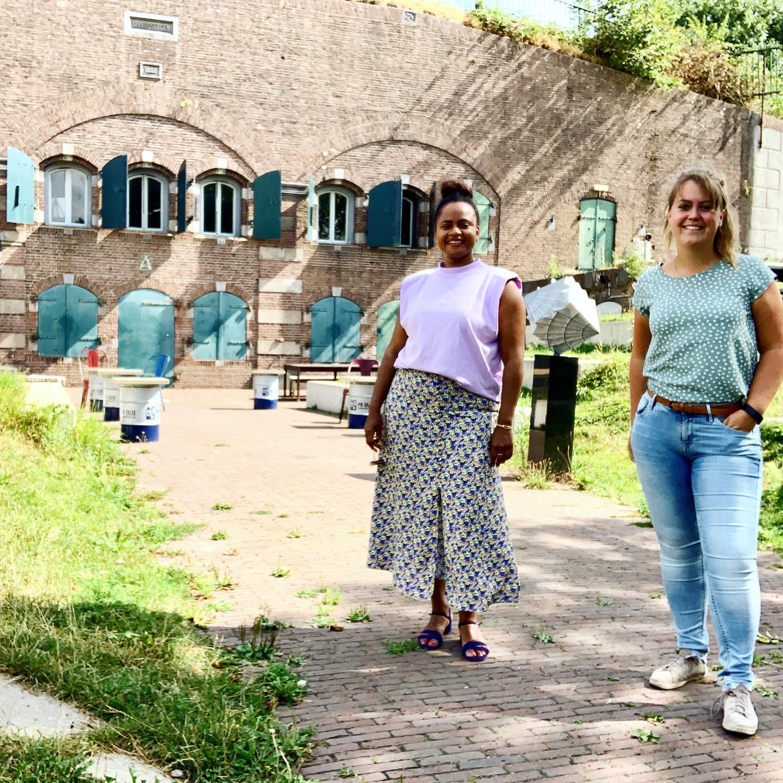 Explore Utrecht en Cultuursnuiver voor Fort Maarsseveen