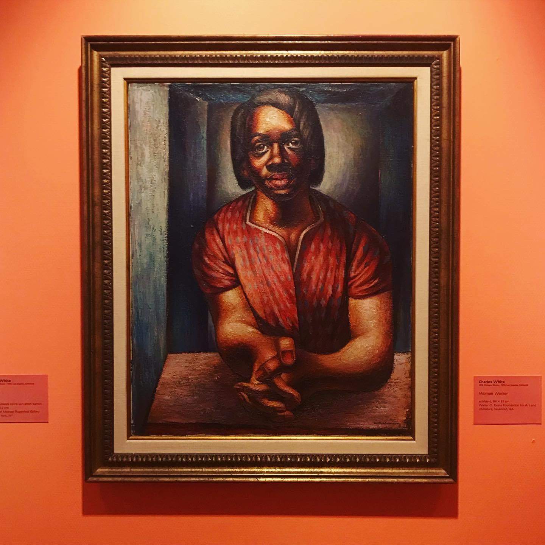 Afrikaans-Amerikaanse kunst in Kunsthal KAde