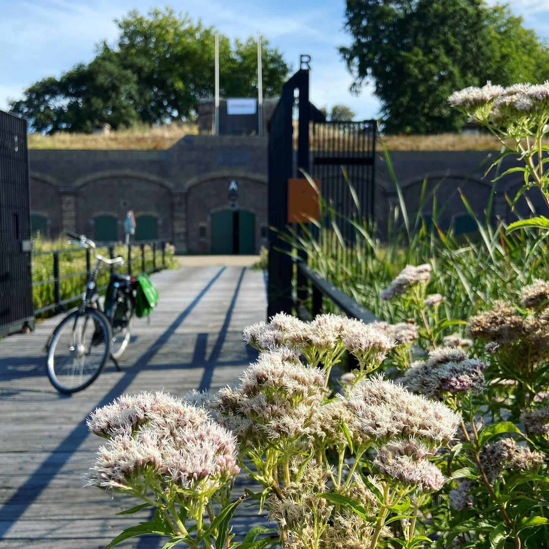 Fort Ruigenhoek aan de Hollandse Waterlinie