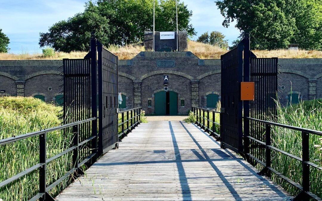 Forten langs de Hollandse Waterlinie