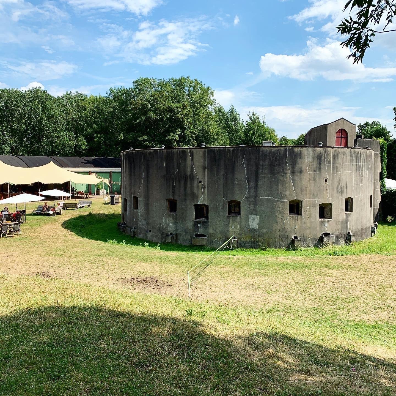 Cultuur snuiven in Fort aan de Klop