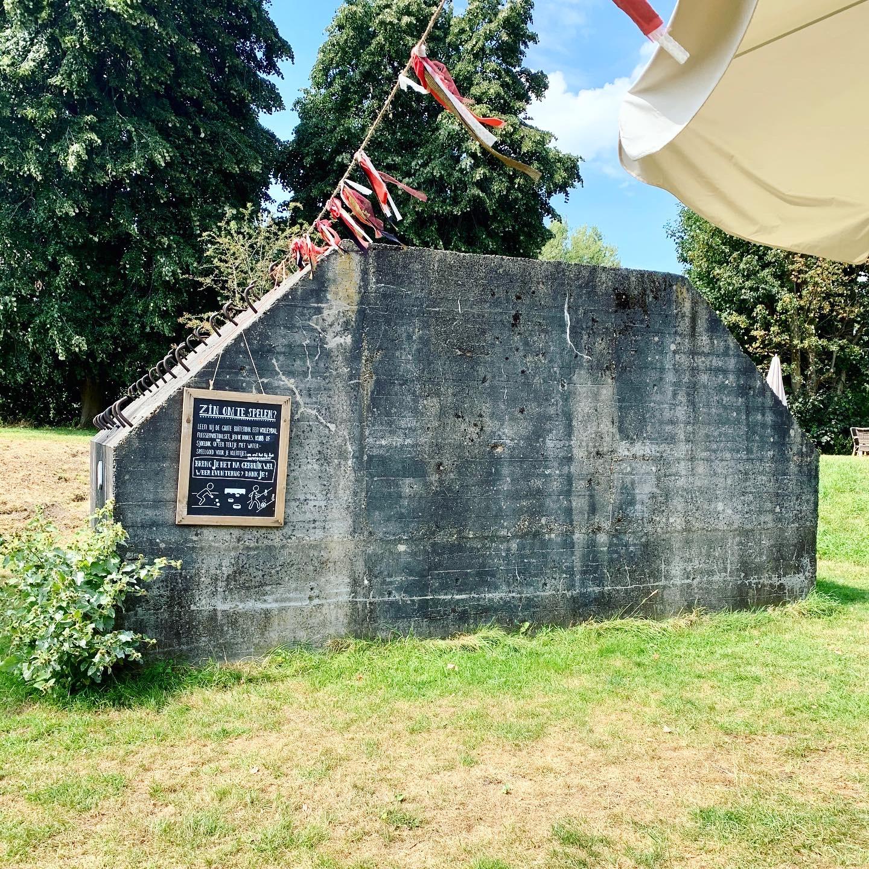 Groepsschuilplaats Fort aan de Klop