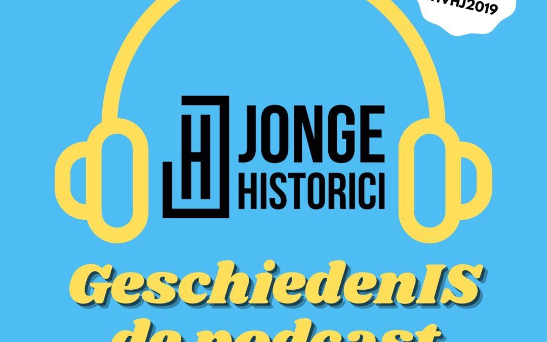 GeschiedenIS de Podcast is live!