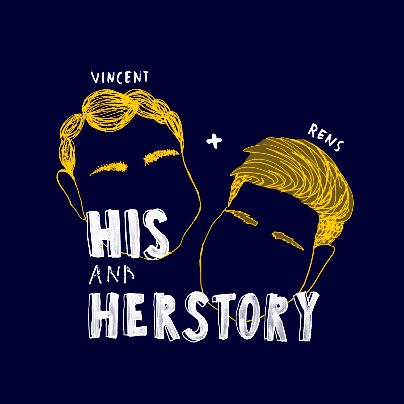 His and Herstory podcasts over vrouwen in de geschiedenis